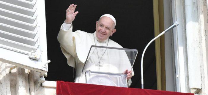 Angelus Address: On World Mission Day
